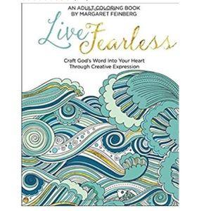 Margaret Feinberg:Live fearless activity  book